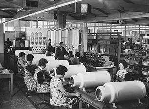 کارخانه قدیمی STIEBEL ELTRON