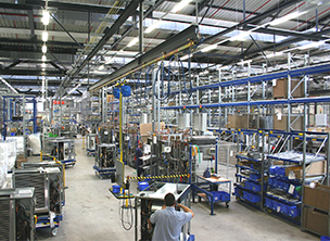 کارخانه جدید STIEBEL ELTRON